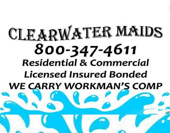 Clearwater Maids of Tampa Bay Family Owned and...