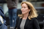 College Admissions Scandal, Hollywood Actress Felicity Huffman, hollywood actress felicity huffman pleads guilty in college admissions scandal, Cheating