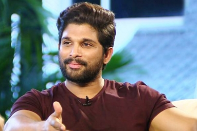 Allu Arjun to Produce Romantic Comedy
