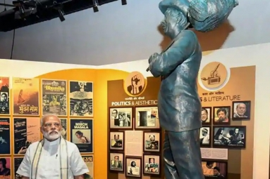 PM Modi Launches India's First Cinema Museum in Mumbai