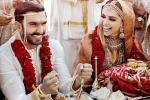 Deepika Padukone, Ranveer Singh Share First Pictures as Just Married