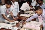 Electoral Fate of Candidates of Five States to Unveil Tomorrow
