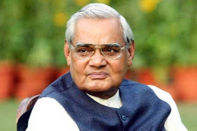 Former Prime Minister Atal Bihari Vajpayee's Portrait Unveiled in Parliament