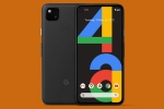 Google Pixel 4a launched in India at Rs. 29,999