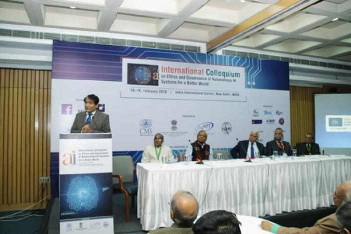 Government Will Use Artificial Intelligence(AI) for Good Governance: Suresh Prabhu