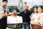 Gujarati Entrepreneur Dismantles His Mercedes to Rescue Kitten