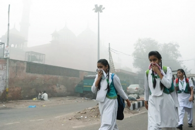 India's Air Quality Slides to Worst Possible Category