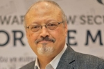 'I Can't Breathe': Last Words of Jamal Khashoggi, Report Says