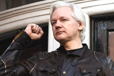 Julian Assange Charged in US: WikiLeaks