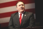 U.S. Secretary of State Mike Pompeo to Arrive in India Tuesday Night for a 3-Day Visit