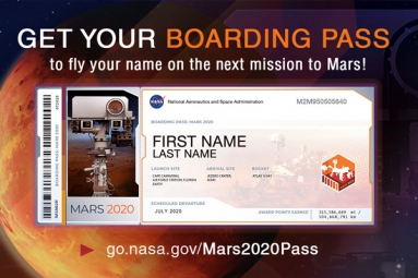 NASA Opens Opportunity to Visit Mars, Here's How You Can Book Your Name