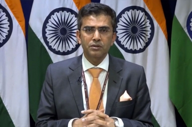 MEA: 'Naya Pakistan' with 'naya soch' Should Show 'naya action' Against Terrorist Groups