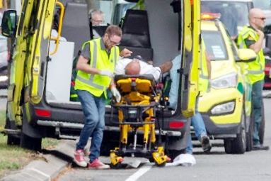 New Zealand: 49 Dead In Mass Shootings At Mosques In Christchurch