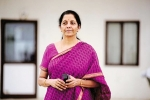 Nirmala Sitharaman Named as Most Influential Woman in UK-India Relations