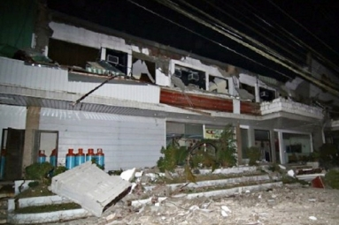 6 dead in Philippines earthquake