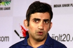 """There can't be conditional bans"": Gautam Gambhir on Playing With Pakistan"