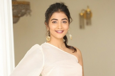 Pooja Hegde all Set to Turn Singer