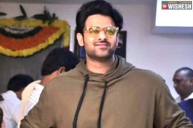 Title Finalized For Prabhas20