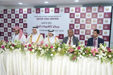 Qatar Opens Center in Delhi for Smooth Facilitation of Visas for Indian Job Seekers