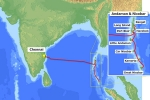 Chennai and Port Blair to be connected by Submarine fibre cable