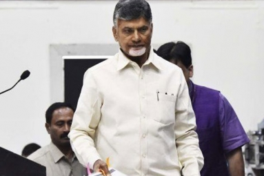 Chandrababu Naidu to Submit His Resignation as Andhra Pradesh CM by the End of the Day: Reports