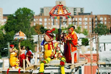 Top 10 Famous Hindu Temples in the United States