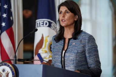 U.S Withdraws from 'biased' UN Human Rights Council