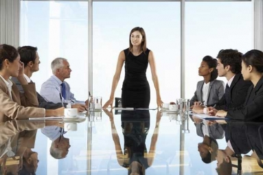 Tips for Women on Getting Ahead in Business World