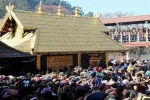 Sabarimala Verdict, CJI, sabarimala verdict women of all age groups to be allowed in kerala temple, Constitution bench