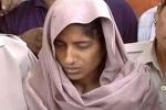 The first woman to face a death penalty in India- Shabnam Ali