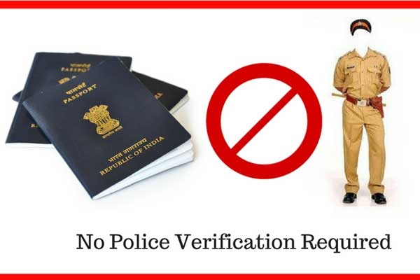No Police Verification for Every Passport Applicant, Needed only in Select Cases: MEA